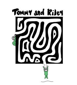 Tommy and Riley Mazes 4