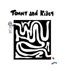 tommy and Riley Mazes 2