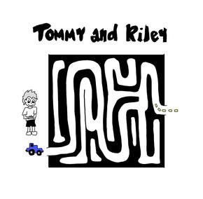 Tommy and Riley Mazes 10